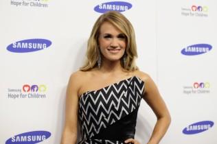 Carrie+Underwood+Arrivals+Samsung+Hope+Children+lNN9ozUgUltl