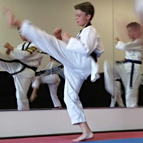 Jacob Taekwondo Test