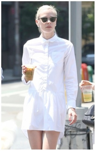 Jaime King LS June 3rd NYC