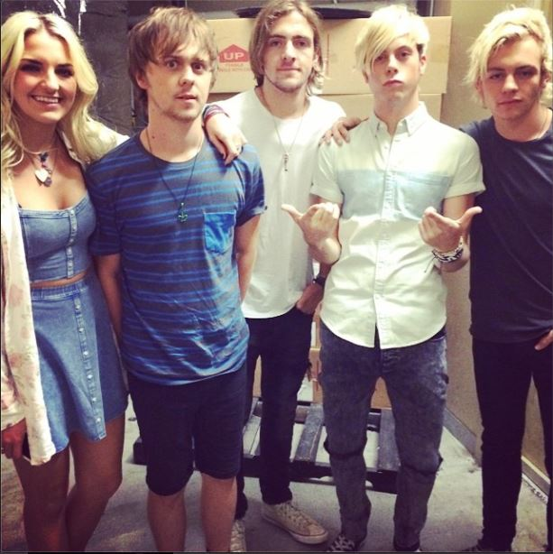 Riker Lynch Heart Made Up On You