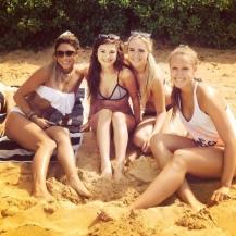 Vanessa Hudgens Hawaii Beach 3