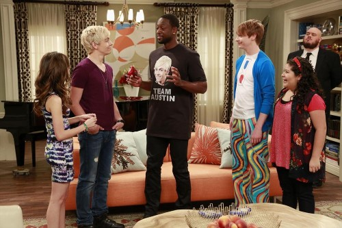 LAURA MARANO, ROSS LYNCH, CALUM WORTHY, RAINI RODRIGUEZ, WILL HARRIS