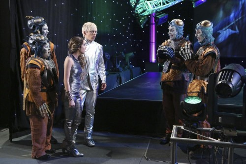 RAINI RODRIGUEZ, CALUM WORTHY, LAURA MARANO, ROSS LYNCH, GREG WORSWICK, DAVID MAGIDOFF
