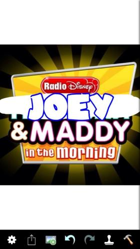 joey and maddy