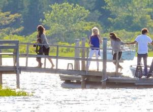 Kardashian+go+boat+ride+Southampton+nZQO2zXpyKbl