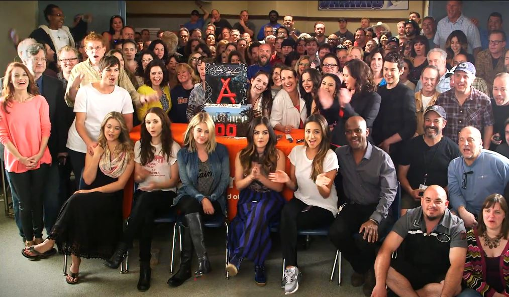 Pll Cast And Crew