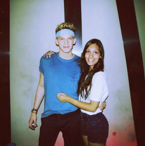 Cody simpson rocks a bandana at madrid meet and greet photos here tumblrn8mtaftk2j1rezksko81280g m4hsunfo