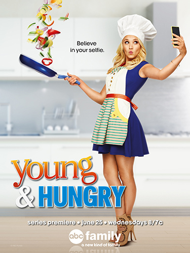 Young & Hungry Key Art