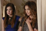 LUCY HALE, SHAY MITCHELL