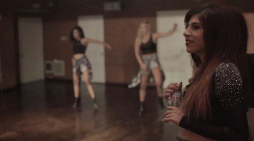 Alexa Ferr -LOTG Rehearsals