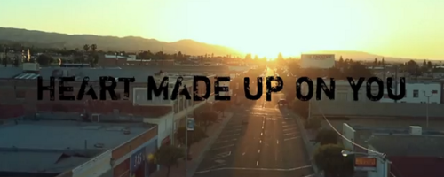 r5 heart made up on you music video log