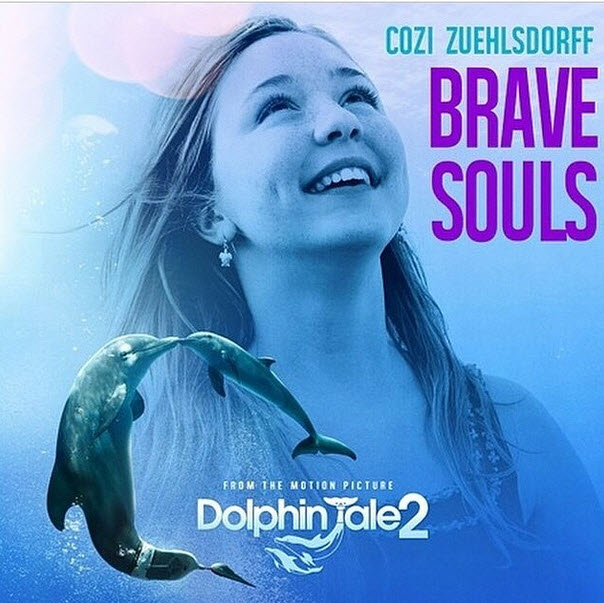 """Cozi Zuehlsdorff Is Set To Release Her New Single """"Brave ..."""