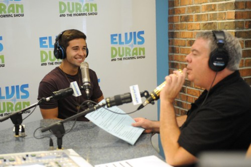 Jake+Miller+Visits+Elvis+Duran+Z100+Morning+qlNTMcsR5OJl