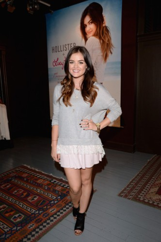 Lucy+Hale+Lucy+Hale+Launches+Collection+Hollister+ozSI3D3sGbsl