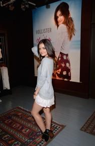 Lucy+Hale+Lucy+Hale+Launches+Collection+Hollister+QlaglsjL1fEl