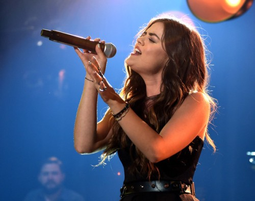 Lucy+Hale+Performs+Honda+Stage+iHeartRadio+apdsjLbYkAgl