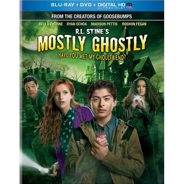 Mostly Ghostly Teeninfonet