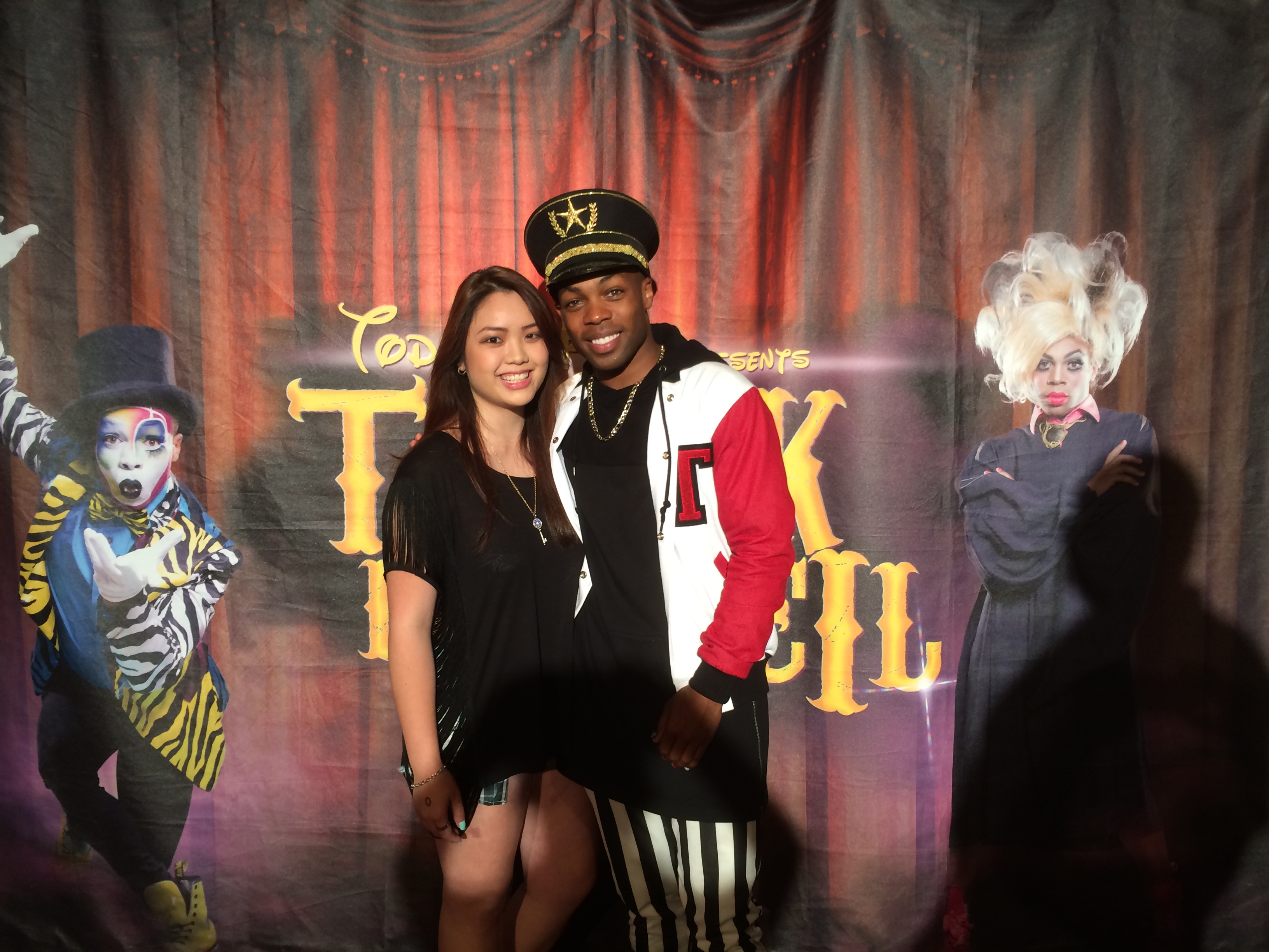 Ti exclusive todrick hall and im5 perform at the el portal theatre ti exclusive todrick hall and im5 perform at the el portal theatre m4hsunfo