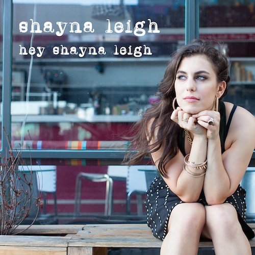 SHAYNA EP COVER ART