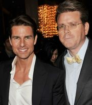 Tom Cruise and Chris McQuarrie
