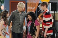 LAURA MARANO, ROSS LYNCH, RAINI RODRIGUEZ, CALUM WORHTY