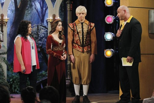 RAINI RODRIGUEZ, LAURA MARANO, ROSS LYNCH, BRUNO AMATO
