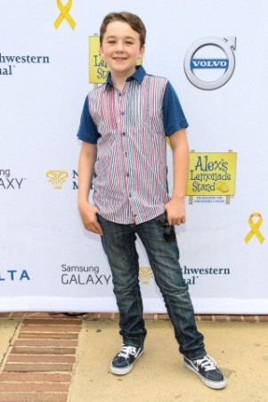 Celebrities attend the 5th annual LA Loves Alex's Lemonade event