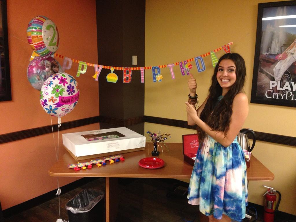 Happy Birthday Lisa Cimorelli Teeninfonet