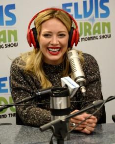 Hilary+Duff+Hillary+Duff+Visits+Elvis+Duran+3prSev_zElWx
