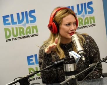 Hilary+Duff+Hillary+Duff+Visits+Elvis+Duran+5uHj3w79IhCx