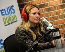 Hilary+Duff+Hillary+Duff+Visits+Elvis+Duran+yULDjJmoUmvx