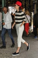 Kendall Jenner And Hailey Baldwin are Spotted In Soho