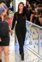 Selena Gomez Attends Adidas NEO Label Fall/Winter Collection Fashion Show