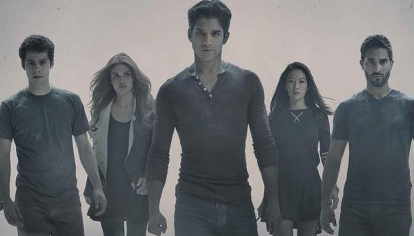 Teen Wolf Season 4 Finale 9/8/2014.