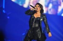 MKTO, Christina Perri And Demi Lovato In Concert - Baltimore, MD