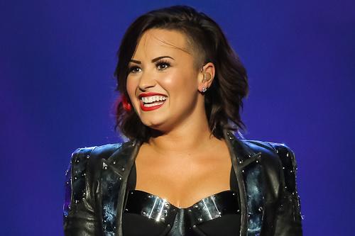 Demi Lovato With Christina Perri In Concert - Los Angeles, CA