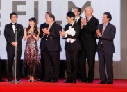 """Big Hero 6"" Japan Premiere - Red Carpet - The 27th Tokyo International Film Festival"