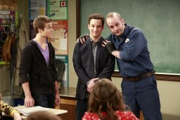PEYTON MEYER, BEN SAVAGE, DANNY MCNULTY