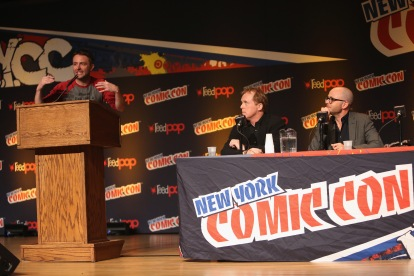 New York Comic-Con At Javitz Center