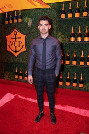 Celebrities arrive at the 5th annual Veuve Clicquot Polo Classic in Los Angeles