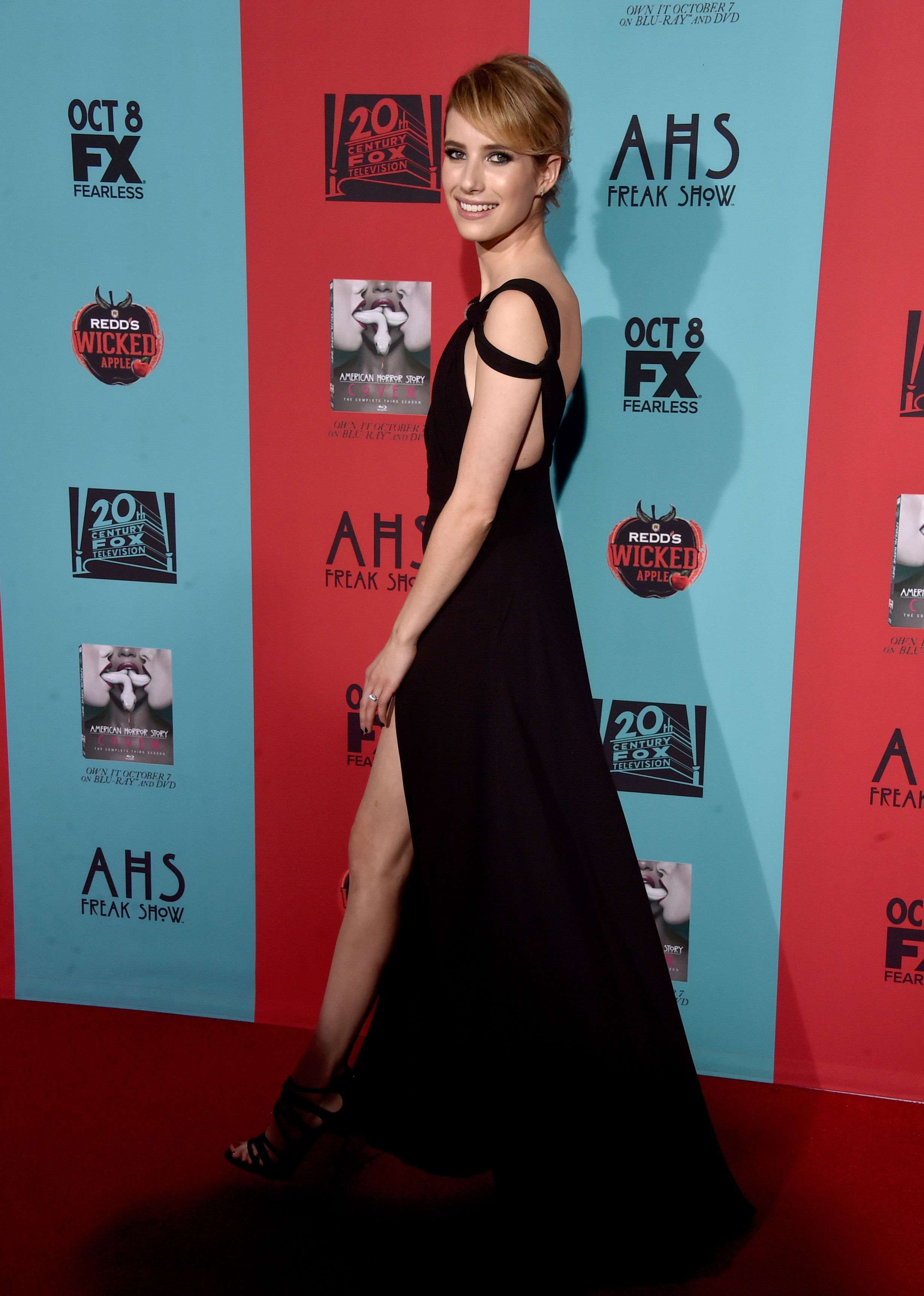Emma roberts american horror story coven 10