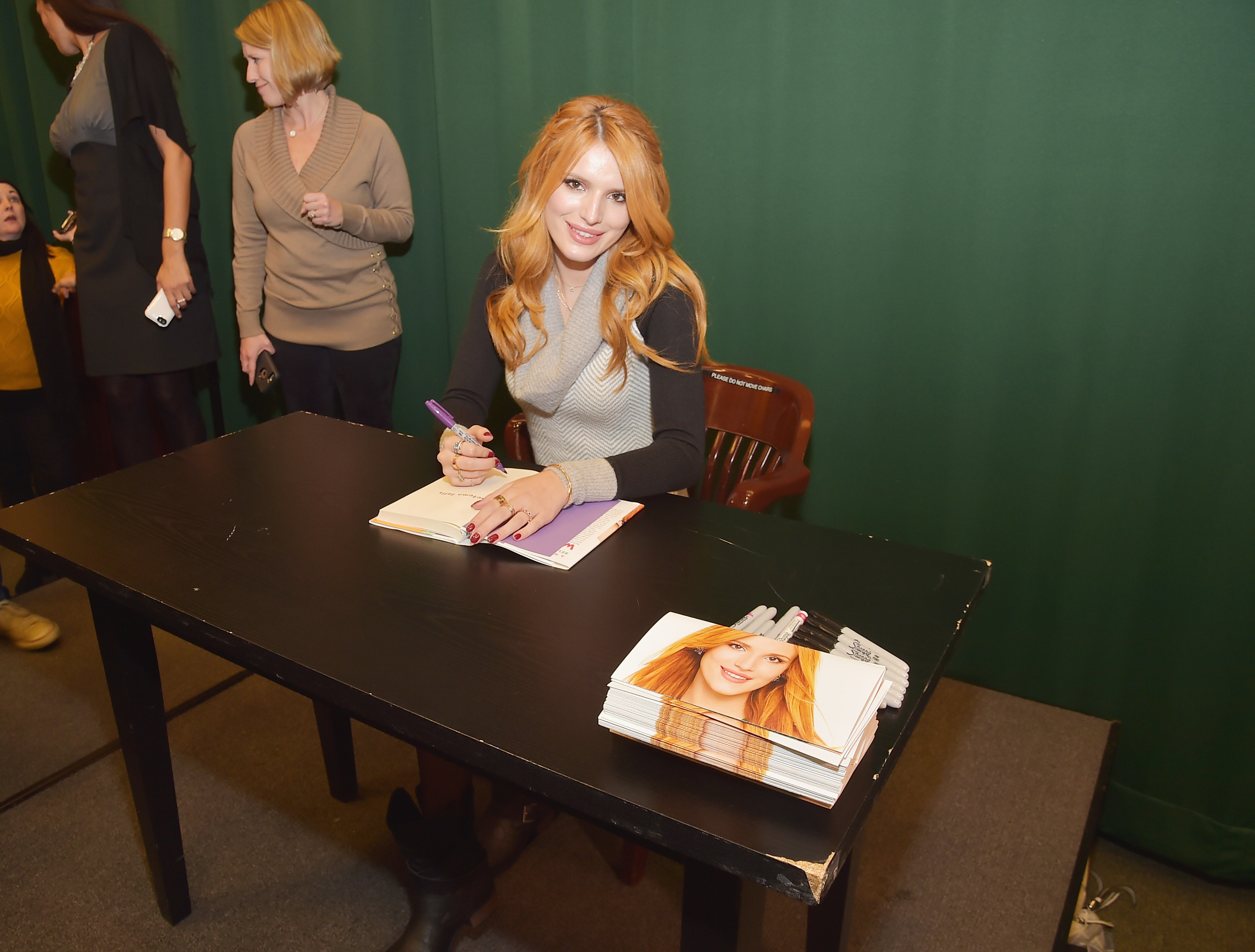 Book signings nyc