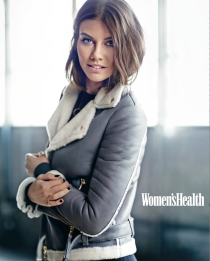 Lauren Cohan 1 WH Dec 2014