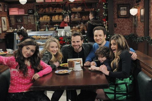ROWAN BLANCHARD, SABRINA CARPENTER, RIDER STRONG, BEN SAVAGE, AUGUST MATURO, DANIELLE FISHEL