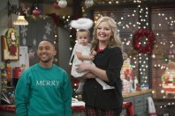 TAHJ MOWRY, KAYLEIGH AND SURA HARRIS, MELISSA PETERMAN