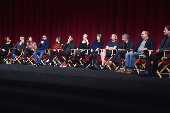 """The """"Into the Woods"""" Cast Gathers At The Samuel Goldwyn Theater For An All Guild Q&A"""