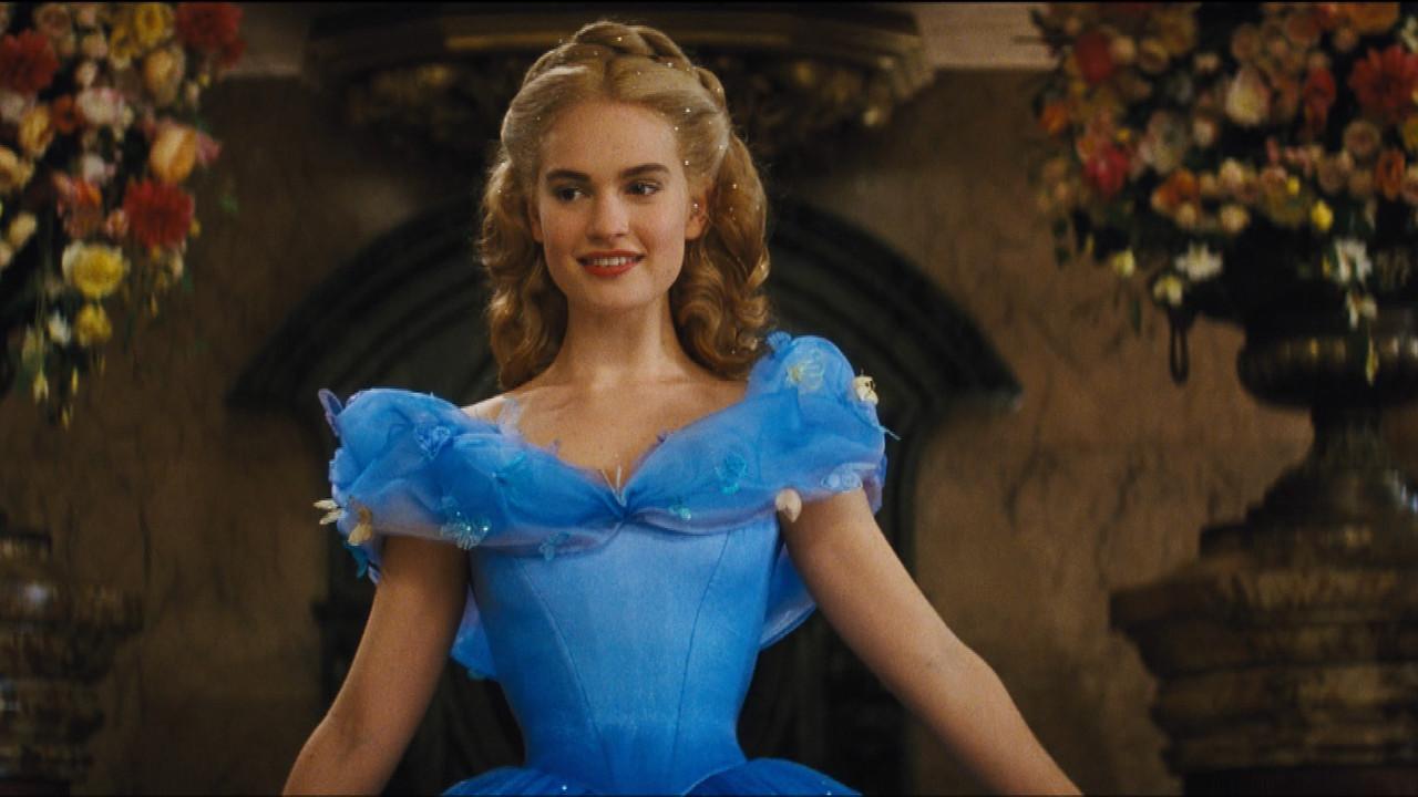 Cinderella Walt Disney