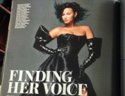 Demi Allure Magazine