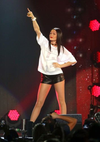 Jessie+J+103+5+KISS+FM+Jingle+Ball+2014+Show+T9rINhK76Xhl
