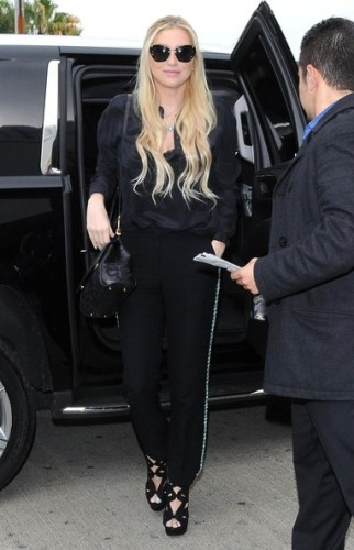 Kesha+Departing+Flight+LAX+baTyVTVoxp9l